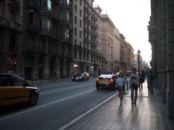 barcelona-streets