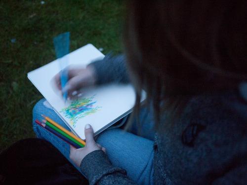 park-sketch