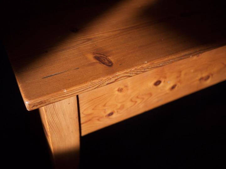 sunlit-desk