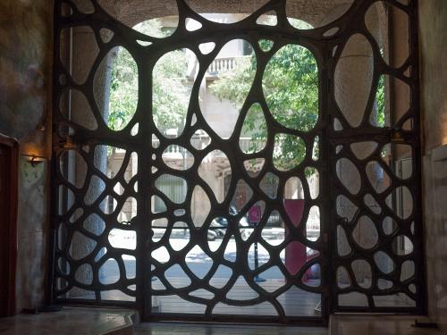 web-door