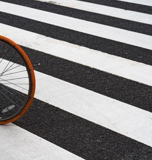 orange-tire